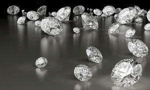 Premium certified loose diamonds
