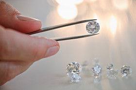 Premium loose diamonds